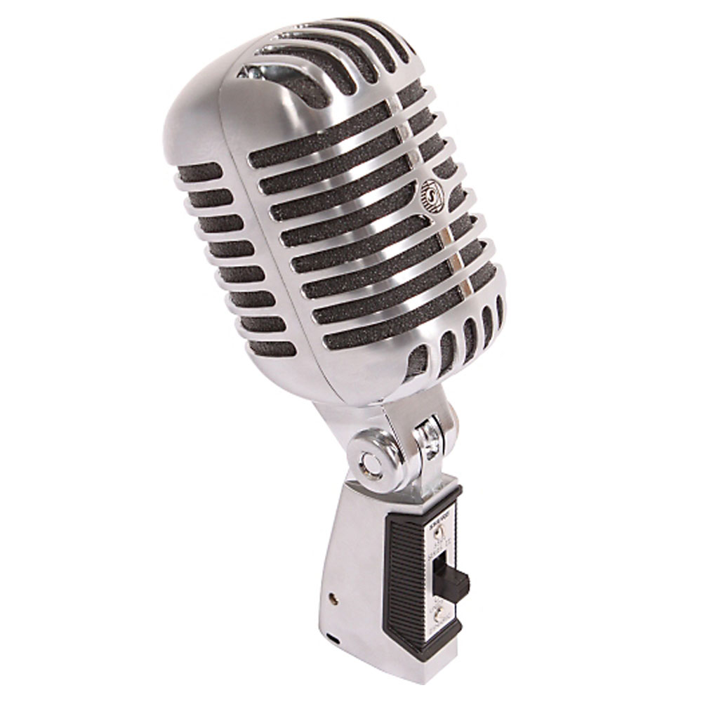 Superlux Pro H7f Dynamic Cardioid Mic With Chromed