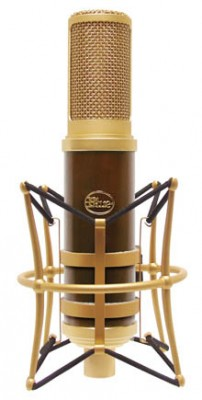 Blue Microphones Woodpecker Active Ribbon Microphone - Microphones