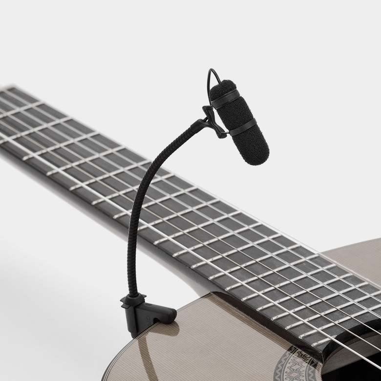 dpa vo4099g guitar microphone cardioid electric room. Black Bedroom Furniture Sets. Home Design Ideas
